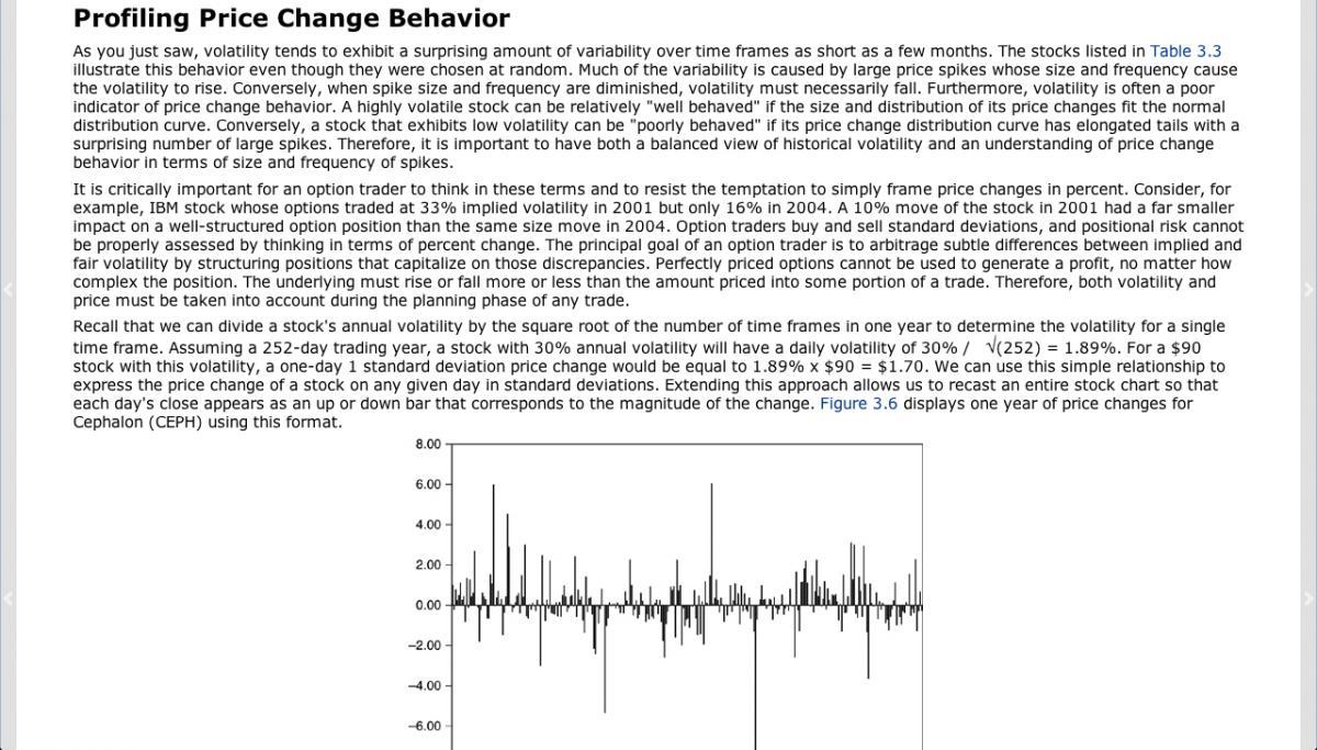 Jeff Augen's StandardDEV study for ToS (thinkscript) - General Board